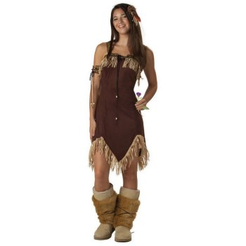 cool indian princess halloween costume for a teen