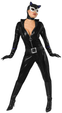 Sexy Catwoman Costume-Sexy Cat Woman Costume
